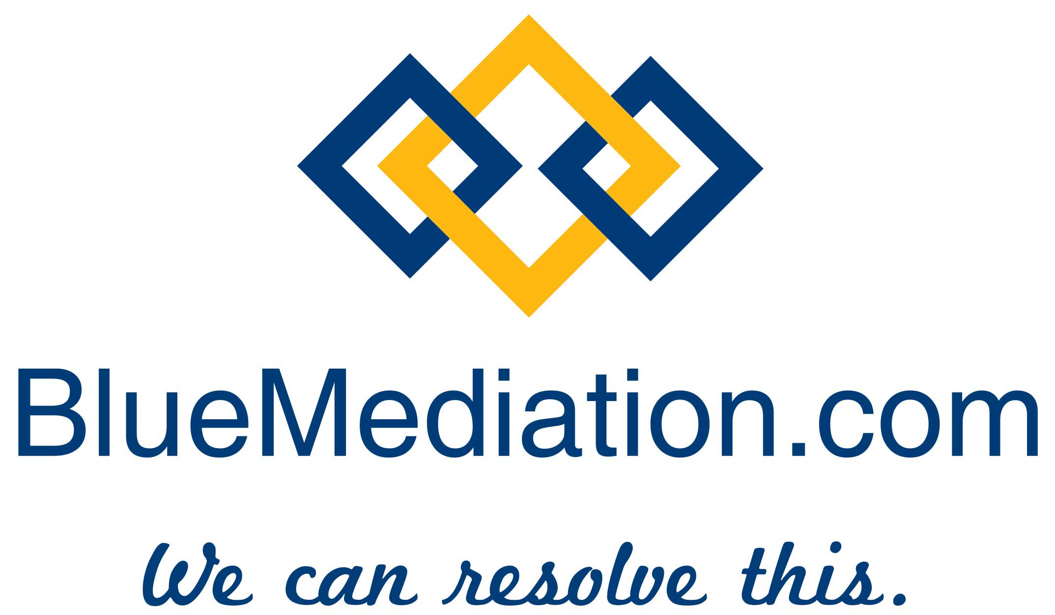 Blue Mediation - We can resolve this